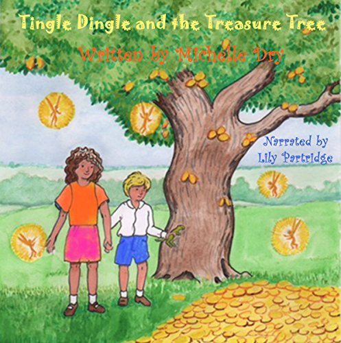 Tingle Dingle and the Treasure Tree audiobook cover art