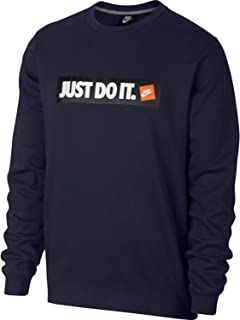 Nike Men's M NSW Hbr CRW FLC Jumper