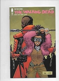 WALKING DEAD #181 182 183 184 185 186, NM, Zombies, Kirkman, 2003 2018, 6 issues,Fear