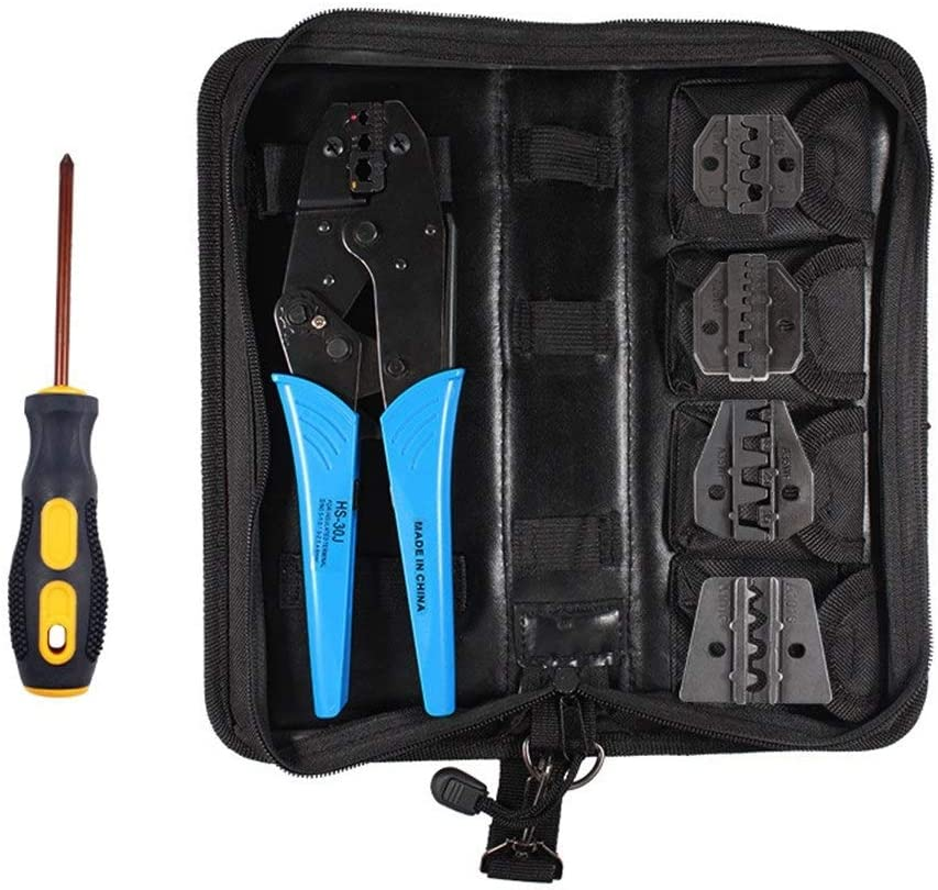 Tool Crimping Raleigh Mall Pliers Portable Multi-jaw Cr Bargain sale Terminal Oxford Bag