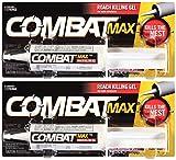 Combat Source Kill Max Roach Killing Gel, 60 g - Pack of 2 roach killing Apr, 2021