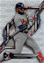 2018 Topps High Tek Pattern 4 Baseball Card #HT-MO Marcell Ozuna St. Louis Cardinals Official MLB Trading Card by Topps