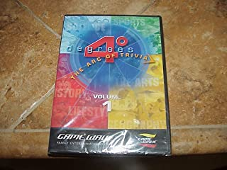 GAME WAVE 4 DEGREES THE OF TRIVIA VOLUME 1 DVD