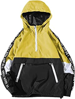 6f416f1fd Amazon.com: Yellows - Windbreakers / Lightweight Jackets: Clothing ...