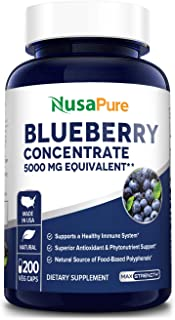 Best blueberry extract powder benefits Reviews