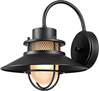 Globe Electric 44233 Liam Outdoor Wall Sconce, 11