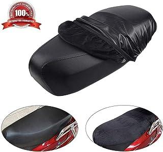 Cuscino Posteriore per Moto con Batteria Posteriore modificata Semplice Cuscino Universale per Schienale Moto Mona43Henry