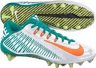 Nike Vapor Carbon Elite TD 657441-117 Miami Dolphins Men's Football Cleats 14 US