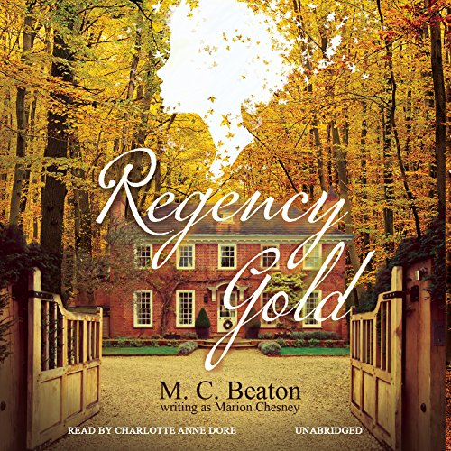 Regency Gold cover art