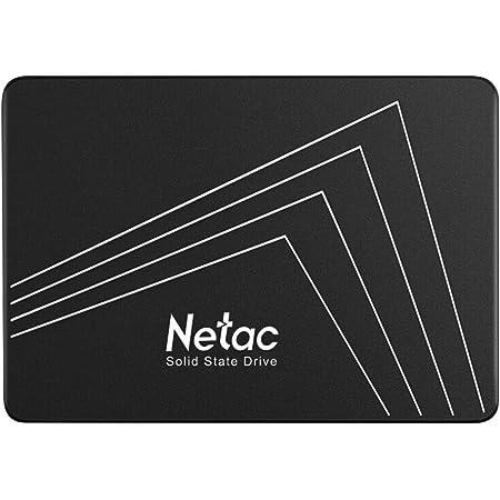 Netac SSD 128GB 内蔵2.5インチ SATA3.0 6Gb/s 7㎜ 3D TLC NAND FLASH 3年保証 PS4動作確認済み - N530S