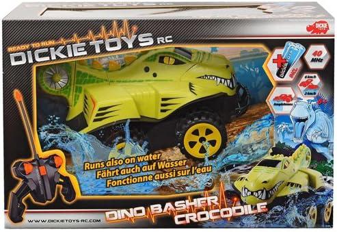 RC Dino Basher Crocodile: Amazon.es: Juguetes y juegos