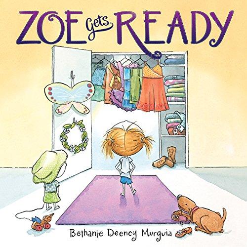 Zoe Gets Ready copertina