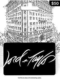 lord and taylor card