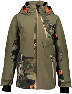 Obermeyer Axel Insulated Ski Jacket Boys