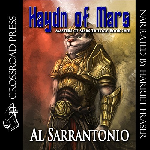 Haydn of Mars audiobook cover art
