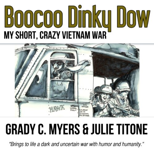 Boocoo Dinky Dow audiobook cover art