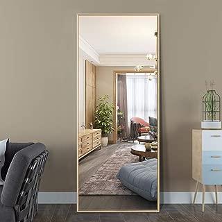 ElevensMirror Full Length Mirror Dressing Mirror with Standing Holder 59