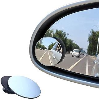 Meipro Specchio Di Riflessione Del Camion Del Meipro Pacchetto Di 2pcs Vetro Di Hd Convex Largo Angolo Dello Specchio Posteriore Dello Specchio Di Retrovisione Per Tutto Il Camion Ed Il Bus