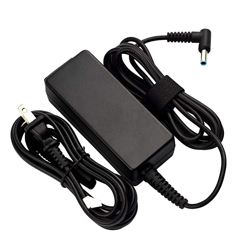 65W AC Charger Compatible with HP Pavilion 17-g121wm Notebook PC Power Supply Adapter Cord