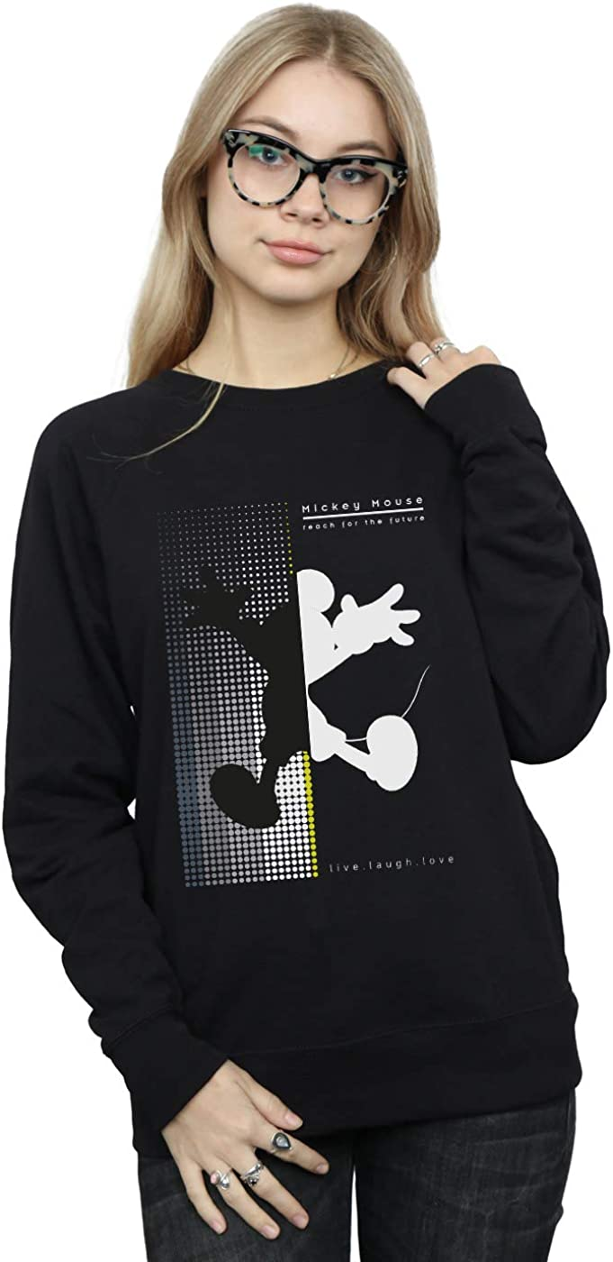 Disney Women's Mickey Finally popular brand Mouse Reach Future Sweatshirt For Lowest price challenge The