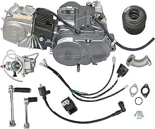 JCMOTO Lifan 140cc Engine Motor for XR50 CRF50 XR CRF 50 70 ATC70 SDG SSR Dirt Pit Bike Motorcycle   1N234 Gear 4 Stroke Racing Engine