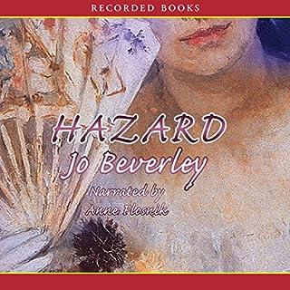 Hazard audiobook cover art