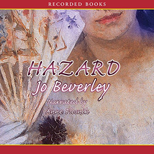 Hazard audiobook cover art