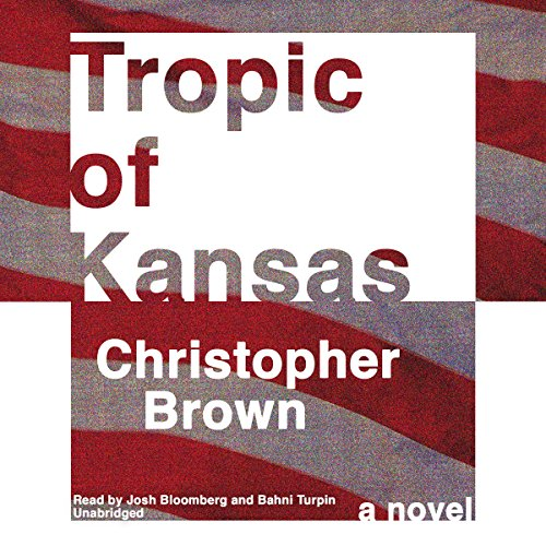 Tropic of Kansas audiobook cover art