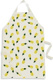 Kate Spade Pineapple Print Kitchen Apron