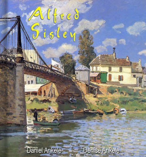Alfred Sisley - 275+ Impressionist Paintings - Impressionism (English Edition)