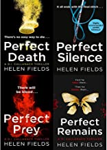 A DI Callanach Thriller Series 4 Book Collection Set (Perfect Prey, Perfect Silence, Perfect Death, Perfect Remains)