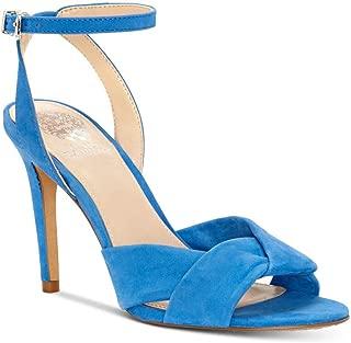 Vince Camuto Womens Jenika Leather Open Toe Formal Slingback Sandals US