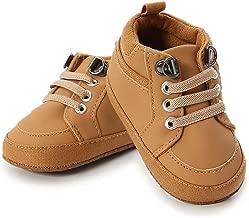 RVROVIC Anti Slip Sneakers Toddler Walkers