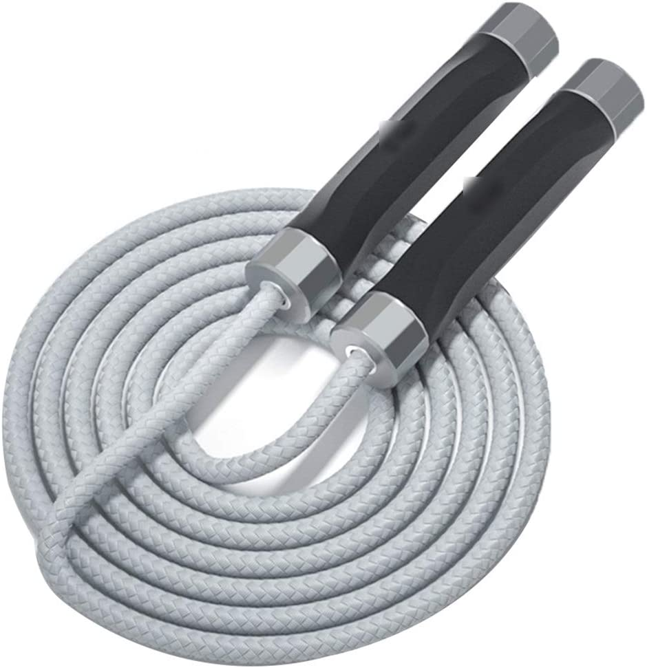 Jump Free shipping on posting reviews Ropes Free shipping anywhere in the nation Weight Skipping Rope Loss Fitness Women Exerci