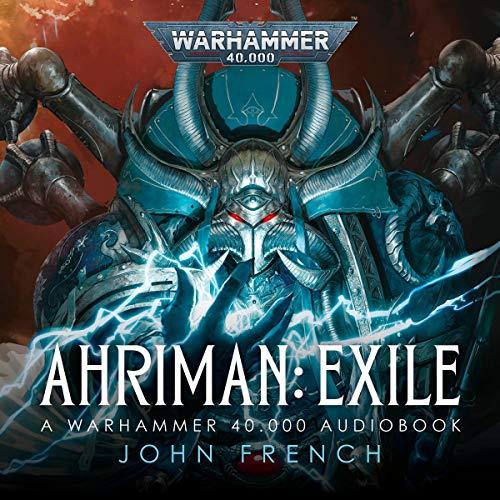 Ahriham: Exile cover art
