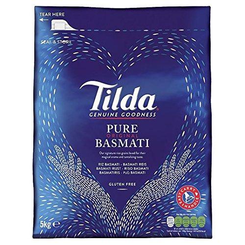 Tilda Basmati Reis 5kg
