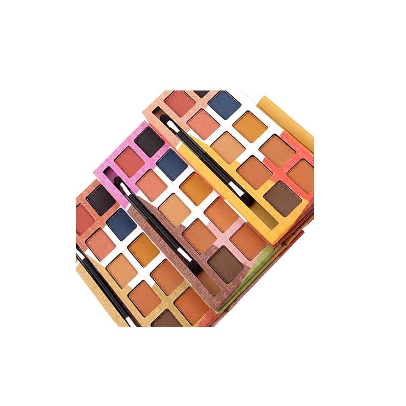 傘作り上げる依存するビューティー アイシャドー Jopinica 10色 MISS ROSE 真珠光沢 つや消し アイシャドウ 2019 極め細かい 携帯便利 使用簡単 綺麗 アイカラー プレイカラー パウダータイプ パウダーチップ 美容 魅力