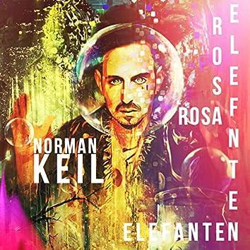Rosa Elefanten (Herz Version)