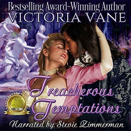 Treacherous Temptations audiobook cover art