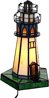 Casa Padrino Tiffany - Lámpara de mesa con diseño Tiffany