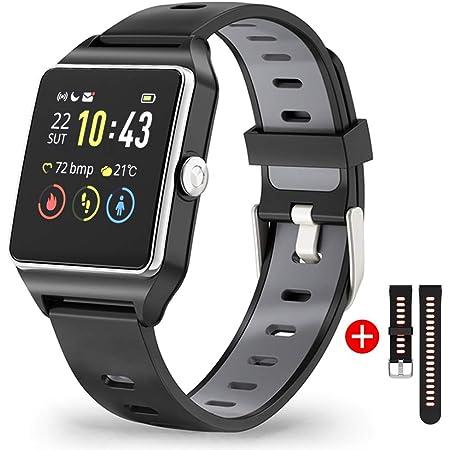 Smartwatch Gps Fitness Tracker Fitness Armbanduhr Elektronik