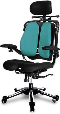 【dennsan】HARA Chair Nietzche(ニーチェ) A ブルーグリーン 106898