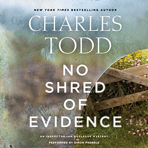 Couverture de No Shred of Evidence