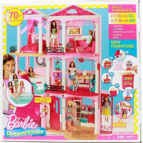 Maison de Rêve Barbie - 6