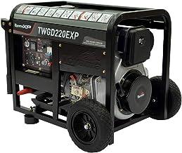 Gerador Twdg220exp Solda 50-180a Menor Ciclo 4000w Bivolt Partida Elétrica (tde140exp) Toyama