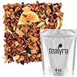Tealyra - Superfruit Mango - Goji Berries - Pineapple - Pomegranate - Fruity Herbal Loose Leaf Tea -...