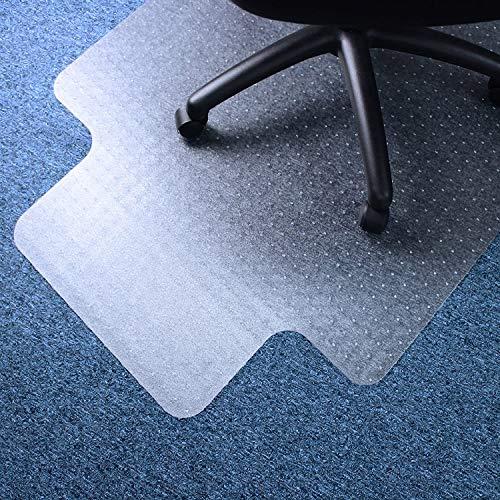 TITLE_Carpet Mat for Desk Chair, High Pile carpet