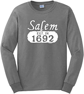 Salem Established in 1692 Long Sleeve T-Shirt