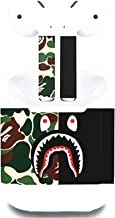 Protective Vinyl Skin Decal for Apple AirPods Charging Case and Wireless Bluetooth Wrap Cover Sticker Skins (Shark)