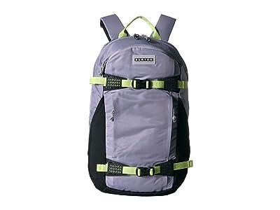 Burton Dayhiker 25L (Lilac Gray Flight Satin) Day Pack Bags